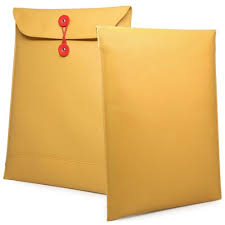Wednesday Envelope Materials