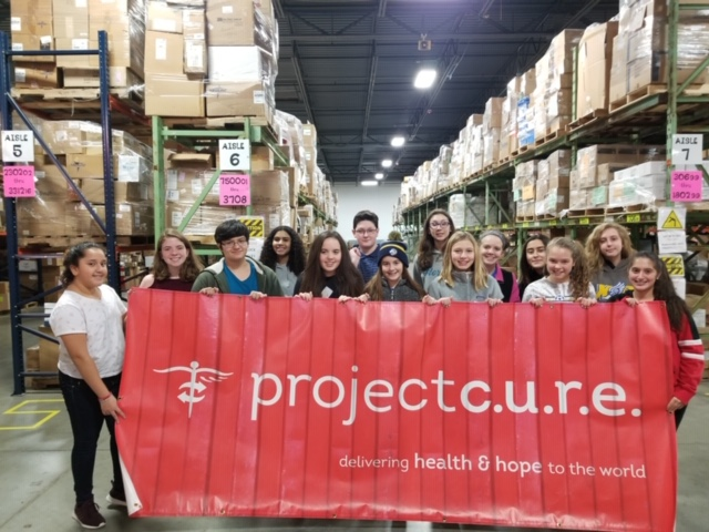 EMM Supports Project CURE