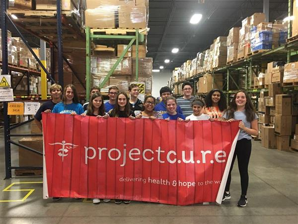 "EMM STARTS STRONG: ""Project Cure"""